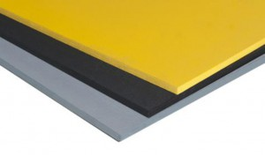 Anti-slip plywood