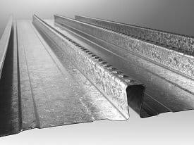 Armourdeck steel